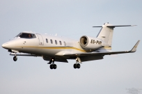 Learjet 60 - ES-PVP